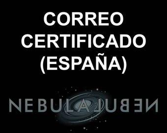 Correo certificado