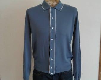 1960s Mens Wear Cardigan