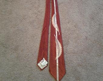 1940's Vintage Silk Tie