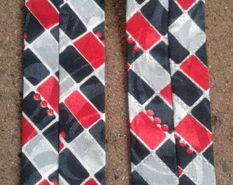 Silk Suspenders Multi Color