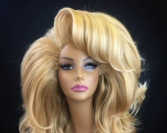 Drag Queen Wig Etsy