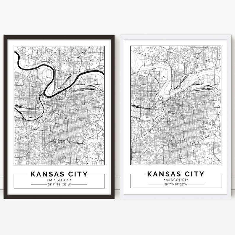 Kansas City map MO, Missouri, City map, Poster, Printable, Print, Street on kansas city metro area counties, kansas city downtown hotels, topeka city street map, kansas city bad neighborhoods, kansas city mo, kansas city ks, kansas city hospital, kansas city history, la crosse area street map, overland park kansas crime map, weather topeka ks map, manhattan kansas map, kansas city in two states, kansas city metropolitan area, kansas city casino hotel, northland kansas city street map, kansas city map street guide, kansas city streets names, easy kansas highway map,