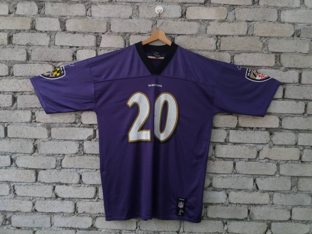 Reebok Baltimore Ravens Ed Reed NFL Jersey  04f4d75a0
