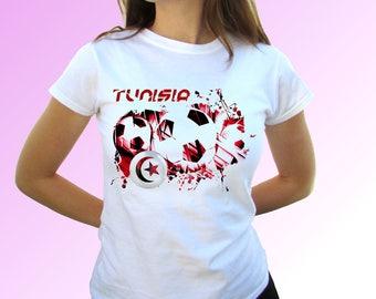 La Pologne T-shirt homme ses dans mon ADN Drapeau Patriotique Coupe du Monde de Football Sports