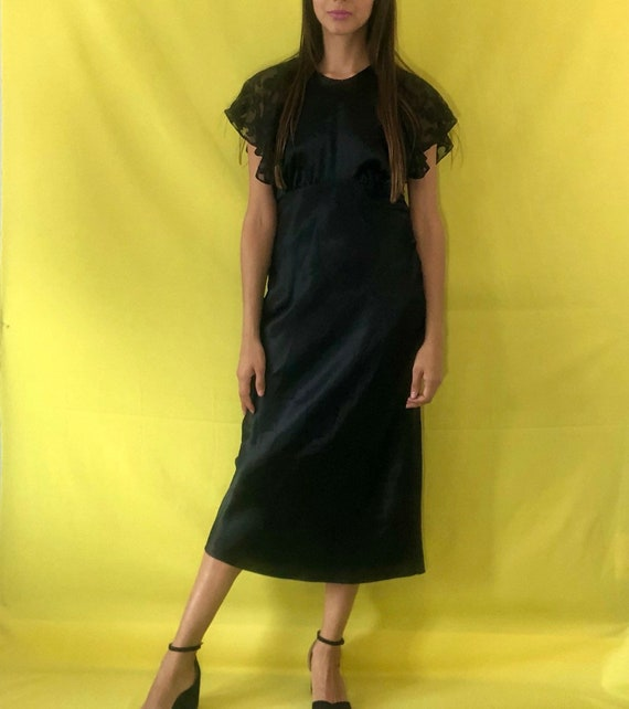 Vintage nightgown/slip dress