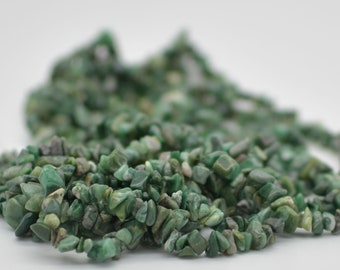 Bead Chips Brown Beads Jade Gemstone Beads Nugget Beads Tan Beads BULK Beads Wholesale Beads 1500 pieces 10 Strands