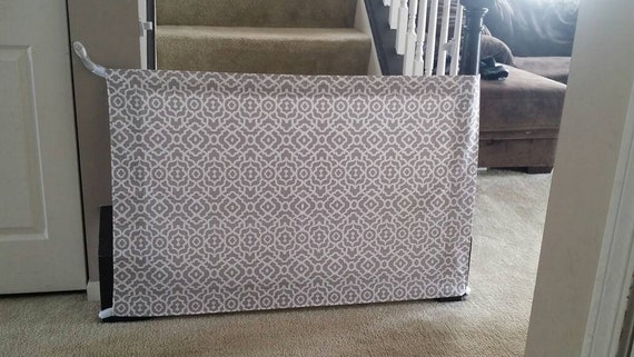 Fabric Baby Gate Fabric Gate Handmade Room Divider Pet Etsy