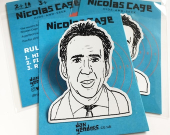 Nicolas Cage Hide and Seek