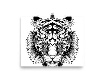 Wer Tigerwälder datiert