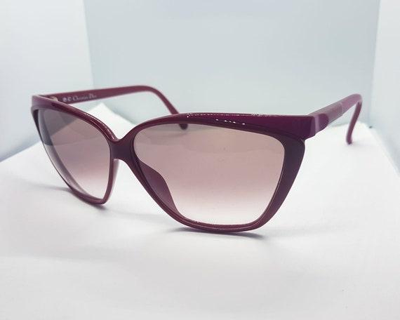 Dior sunglasses frame lunette brille 70s 80s