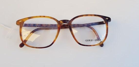revisa d9f29 b8c2c Giorgio Armani eye glasses vintage brille lunette gafas occhiali Ysl dior  gucci