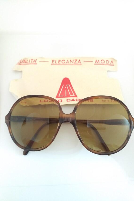 Vintage Borca Lozzo 70s 60s sunglasses rare NOS Ma