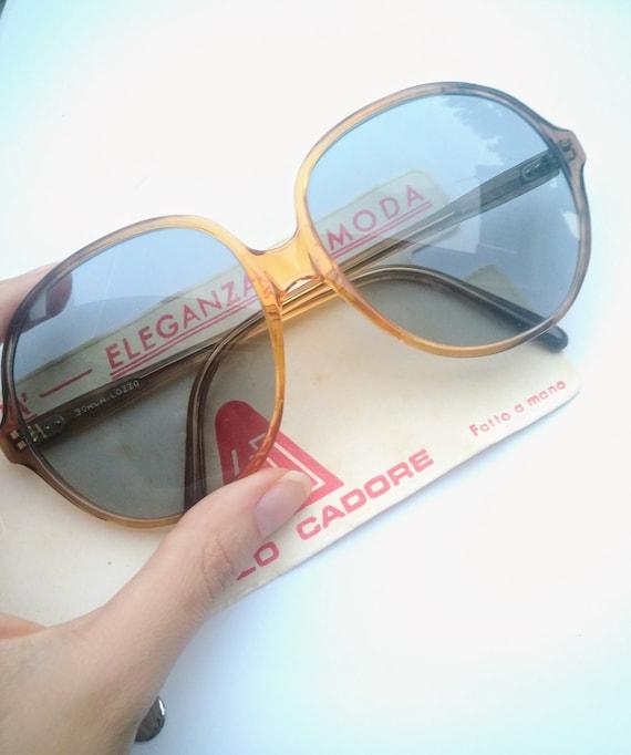 Vintage Borca Lozzo 70s 60s sunglasses DIFFERENT c