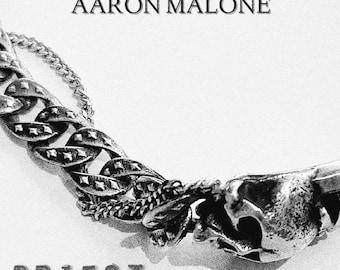 Aaron Malone-Priest-Chain Bracelet