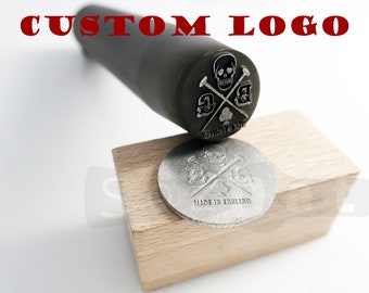 US States-Metal Design Stamp-Pick Your State-1//2 Inch-For Metal Work