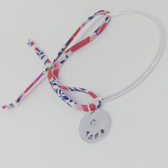 KID'S COLLECTION. My 1st half Bangle large with personalized engraving. Communion, baptism, birthday / gift idea