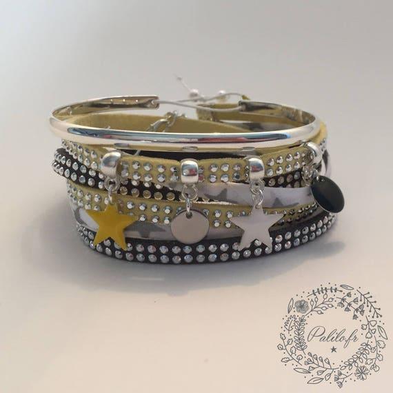 Bracelet Liberty Girl My Bright Star by Palilo
