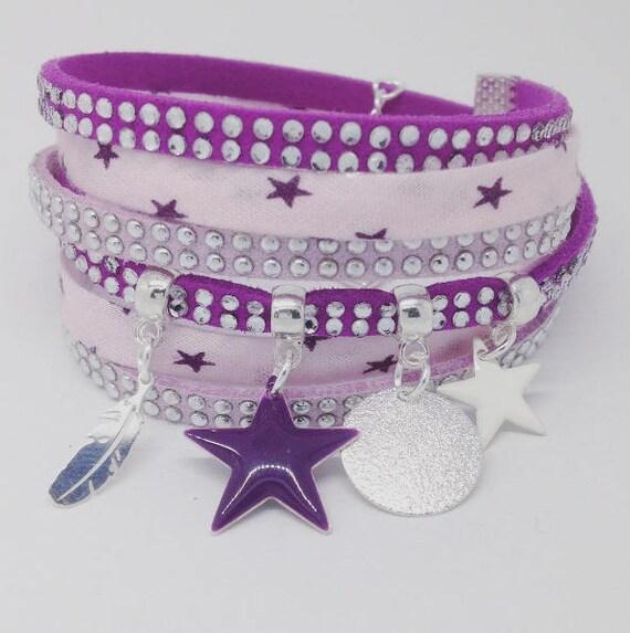 Bracelet Liberty Girl My Bright Star Miss S. by Palilo