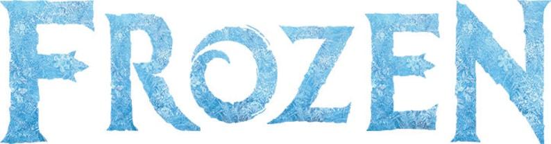Frozen Disney Clipart Font Letters Alphabet Numbers | Etsy
