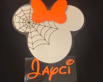 disney halloween iron on transfer etsy