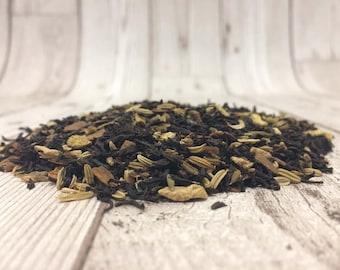 Smoked Liqourice Chai