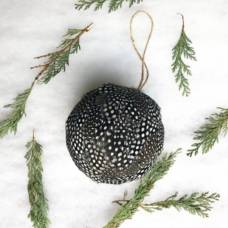 cheap for discount db518 2a05c Baubles, Christmas baubles, feather baubles, Christmas decorations,  ornaments, farmhouse decor, rustic Christmas, country home