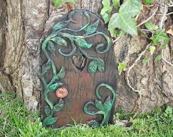 Large fairy door | Etsy