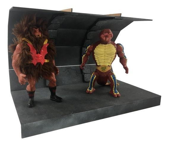 Custom cloak for NECA Predator Ahab suitble for 6-7inch 1:12  action figures