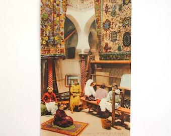 Bedouin-Tunis © 1910 by Rudolf Lehnert Reprint Orientalist Nude #5