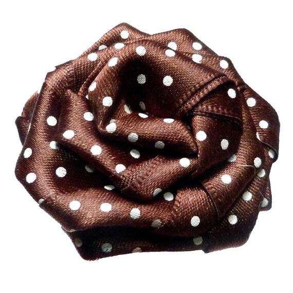 barrette cheveux femme fleur plate ronde r tro pin up vintage etsy. Black Bedroom Furniture Sets. Home Design Ideas