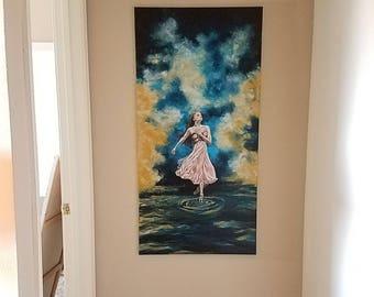 Dancer in a Storm