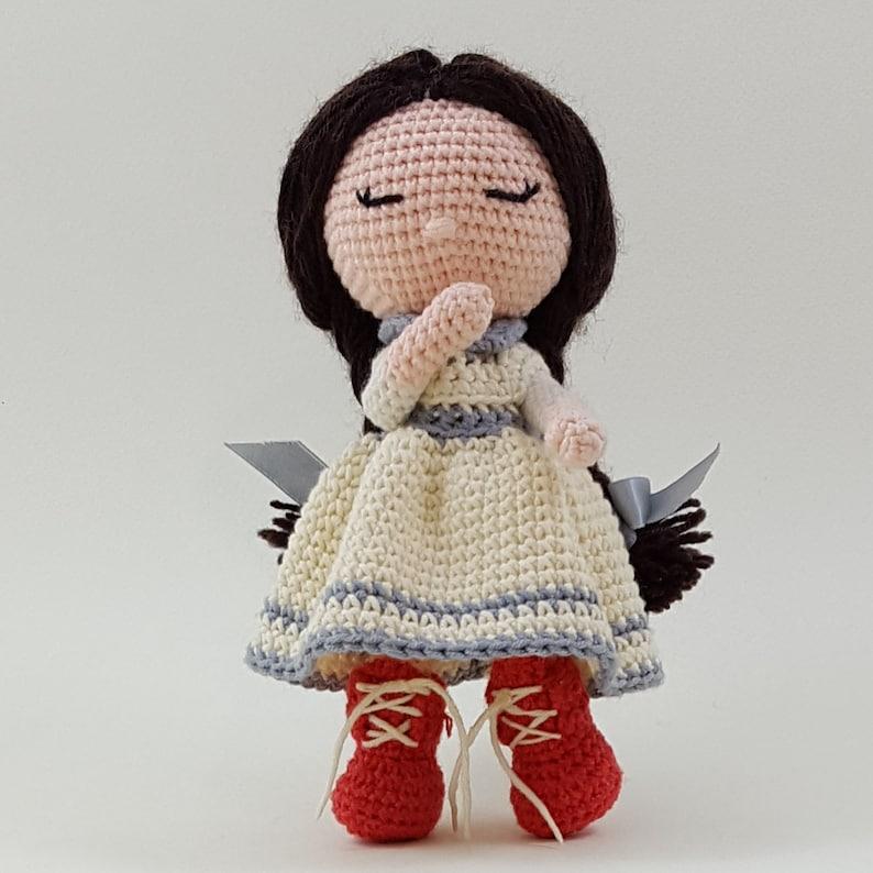 Amigurumi Little Girl Free Crochet Pattern – Free Crochet Pinto Live | 794x794