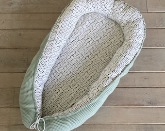 Custom made baby cot-self put baby litter together!