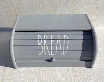 Modern Bread Box Etsy