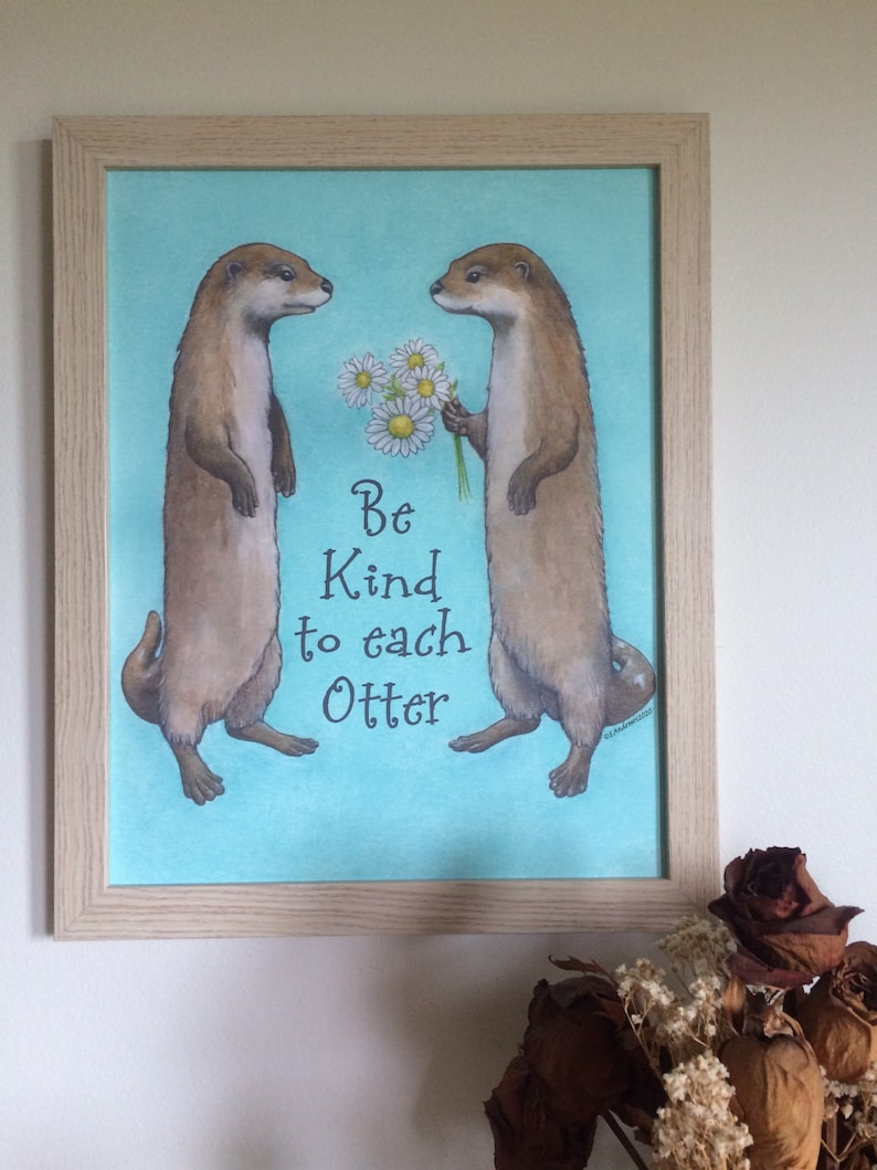 Be Kind to each Otter image 0
