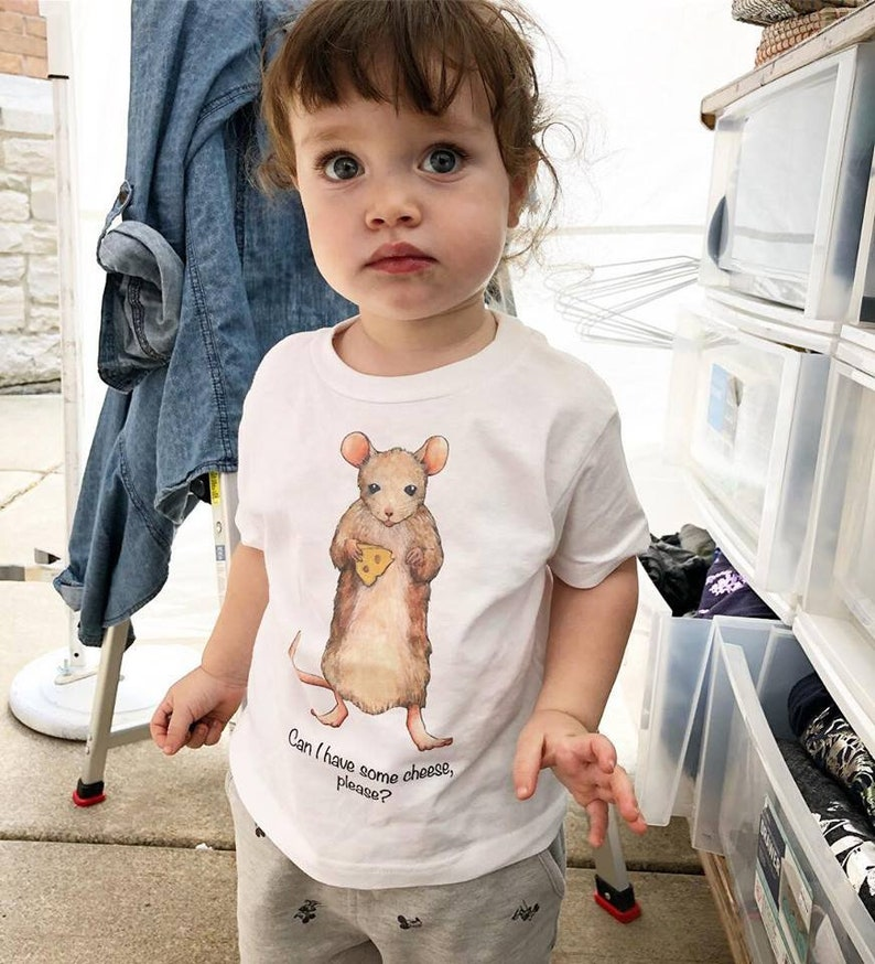 Children/'s Mouse Tee