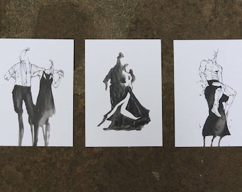 GARDEN OF OTHERS Print Set 01