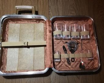 Suitcase Bar Etsy