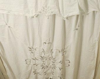 Cotton Shower Curtain | Etsy
