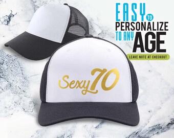 Sexy 70 1948 70er Jahre Geburtstag Geburtstagsgeschenke Geburtstagsgeschenk Hut
