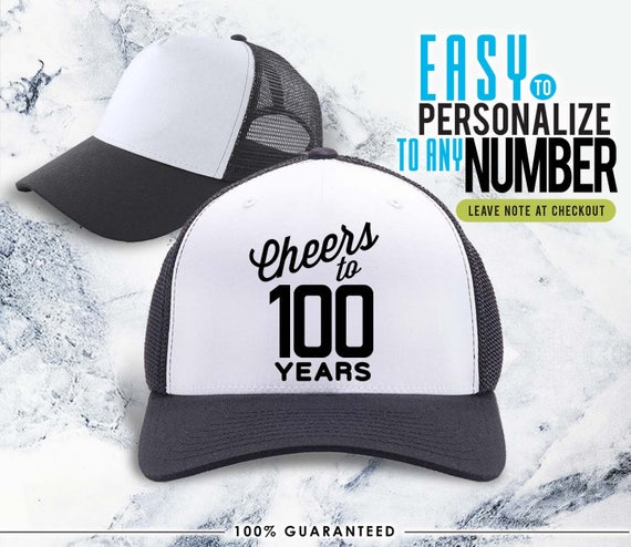 1918, 100e anniversaire, 100e anniversaire cadeaux, cadeau d'anniversaire 100e, 100e chapeau d'anniversaire, 1918, 100e anniversaire cadeau pour les femmes, vintage 1918, cadeau