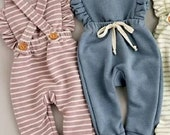 Overall Rompers