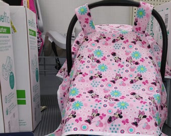 Infant Car Carrier Coverlet
