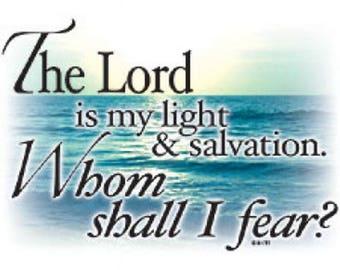 Light & Salvation Men's Christian T-Shirt