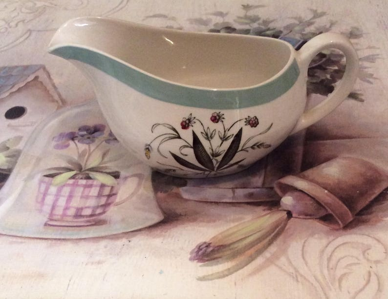 Pottery Alfred Meakin Supply Vintage Meakin Hedgerow Soup Bowls Two Handled X5