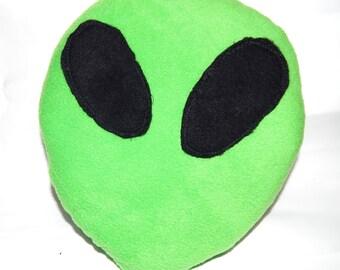 Alien pillow, car pillow, travel pillow, cool pillow, pet pillow, pillows