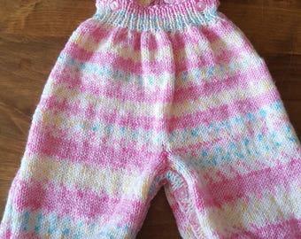 Baby newborn overalls