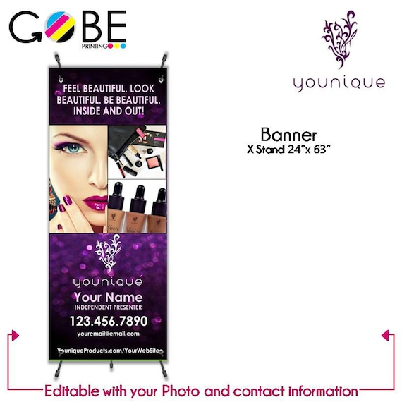 Younique Banners Technology Expertise Banners