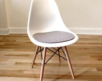 coussin de sige laine feutre - Chaise Style Scandinave Pas Cher1838