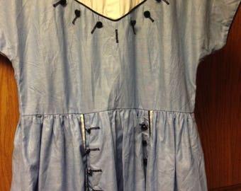 Vintage Child's Kate Greenaway dress